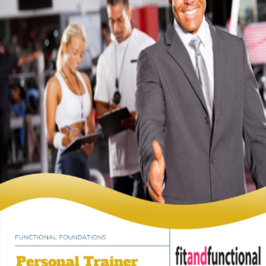 Personal Trainer Sales Course