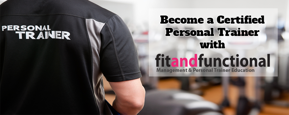 Welcome to Fit and Functional | Personal Trainer Courses in
