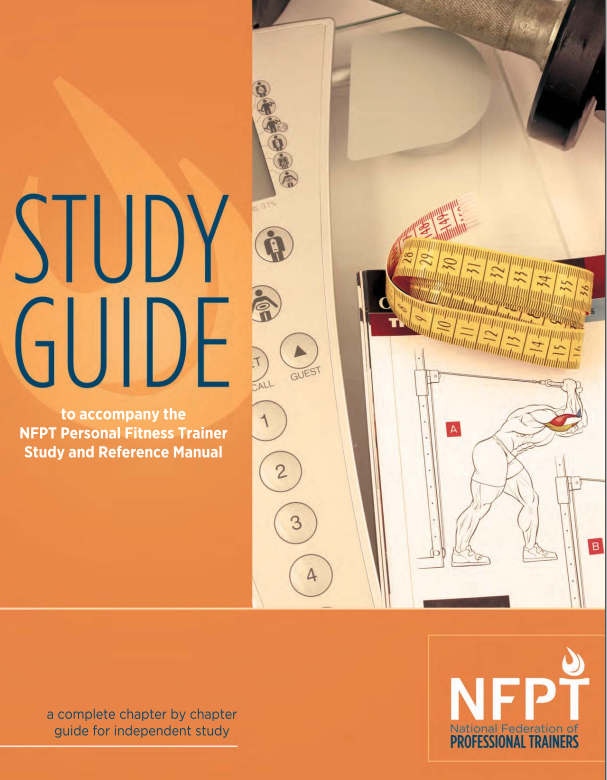 NFPT Home Study Course – Fit and Functional