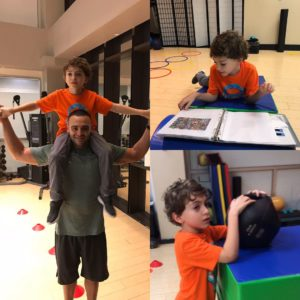 Fundamentals of Training Special Needs Children and Adults